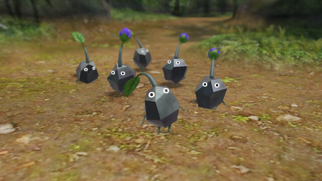 File:Rock Pikmins.jpg