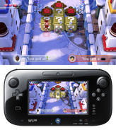 Pikmin adventure ice world