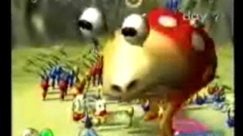 Pikmin 1 BETA Trailer 2001