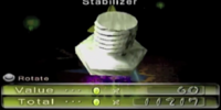 Superstrong Stabilizer