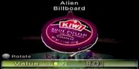 Alien Billboard