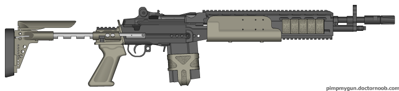 The most underused weapon in Mw3 – The Mk14  