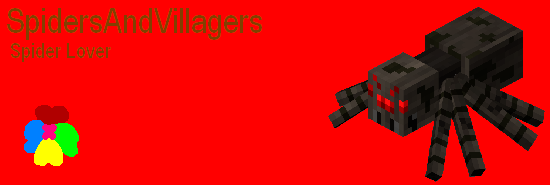 File:SpidersAndVillagers Sign.PNG