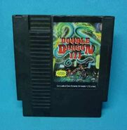 Double Dragon III NES