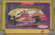 Darkwing Duck Pirate Famicom Cart 19