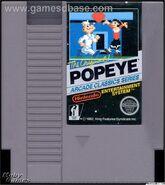 Popeye - 1986 - Nintendo