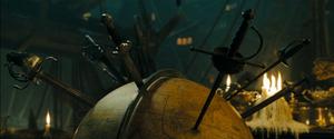 Pirate Hall Globe