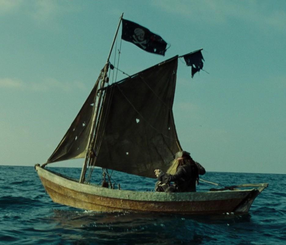 Jack Sparrow S Dinghy Potc Wiki Fandom Powered By Wikia