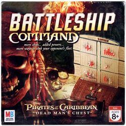 Battleship command game
