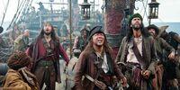 Crew of the Queen Anne's Revenge