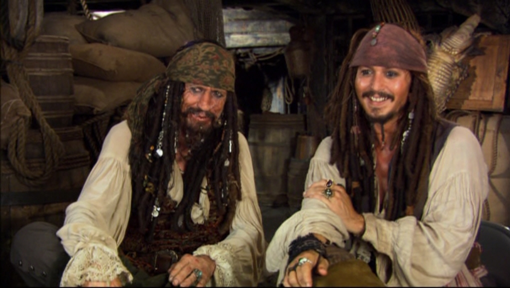 Jack Sparrows Vater