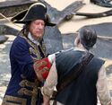 Hector Barbossa - On Stranger Tides