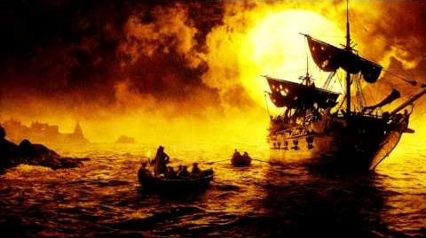 Curse of The Black Pearl Complete Score - 1. 01. Fog Bound Will Turner
