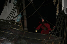 PirateCaptain Ride