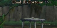 Thad Ill-Fortune