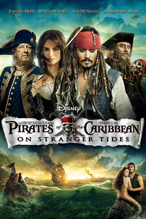 Pirates Of The Caribbean On Stranger Tides Mermaid Cast