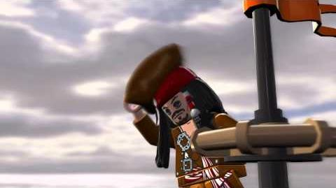 LEGO Pirates of the Caribbean The Video Game - Teaser Trailer