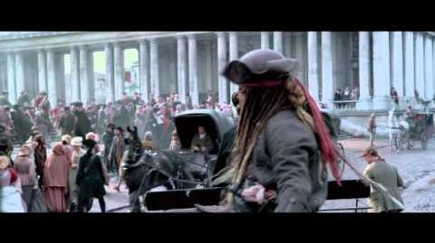 On Stranger Tides - Carriage Chase Clip