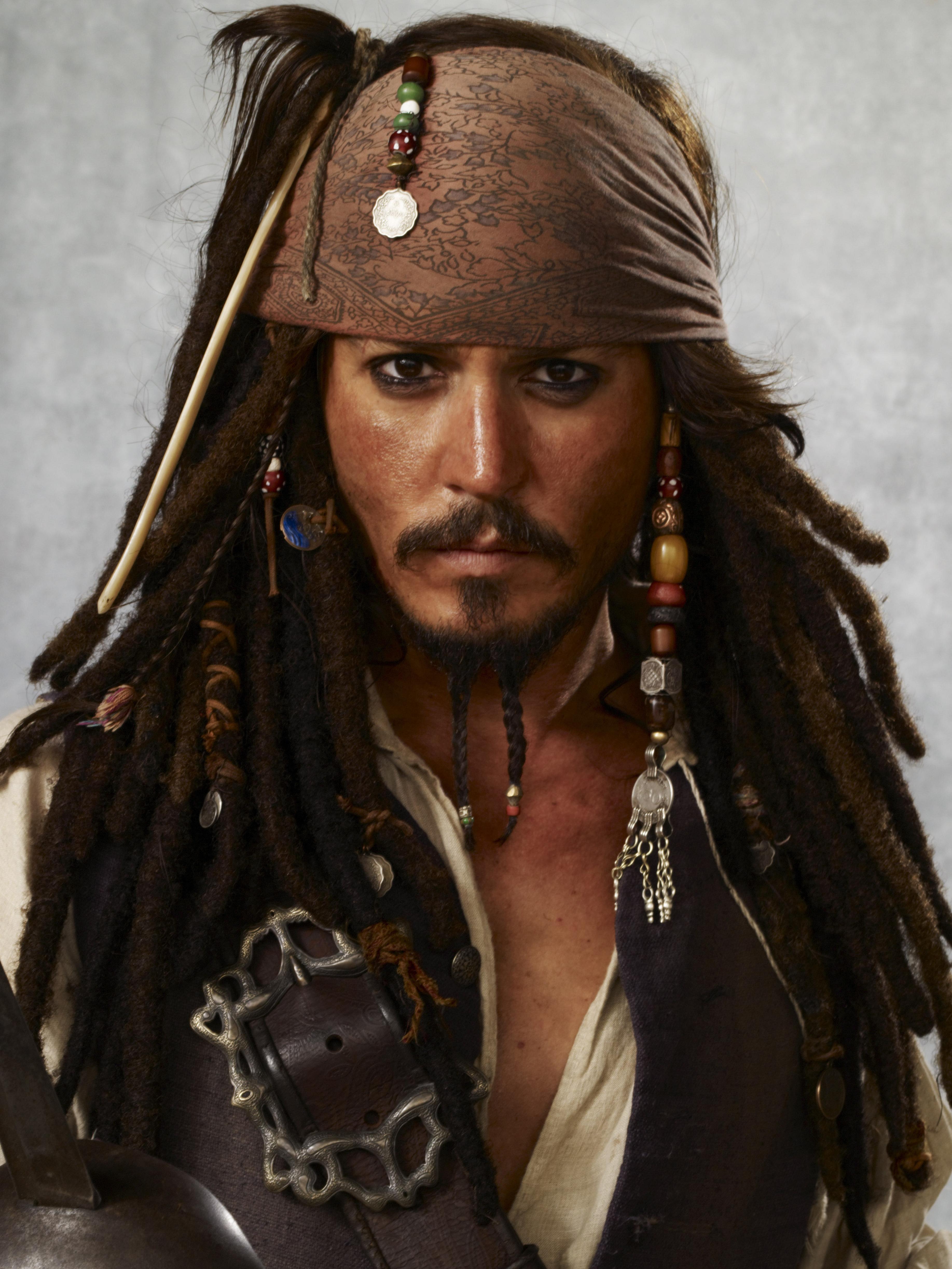 Premières images de Jack Sparrow dans Pirates des Caraïbes 4