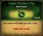 Super Flatulent Fizz