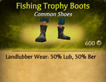 Fishing Trophy Boots