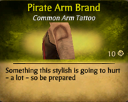 PirateArmBrand