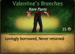 Valentine's Breeches