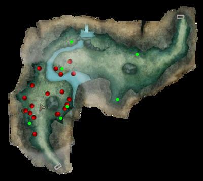 El Sudoron Dig Map