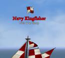 Navy Kingfisher