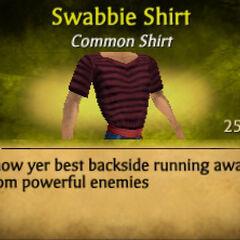 Magenta Swabbie Shirt