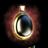 Set1 onyx pendant