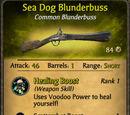 Sea Dog Blunderbuss