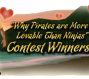 Why Pirates are More Lovable than Ninjas