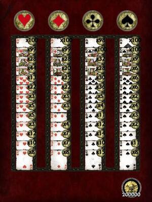 Cheat cards