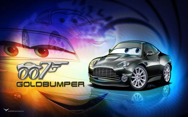 File:Cars Goldbumper by danyboz.jpg