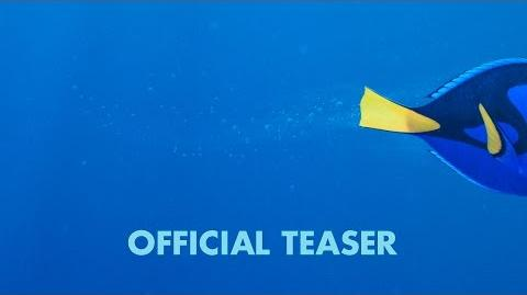 EXCLUSIVE 'Finding Dory' Trailer