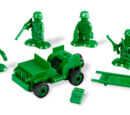 7595 Army Men on Patrol