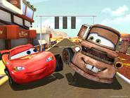 Cars OpeningCutscene