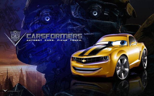 File:Cars Bumblecar by danyboz.jpg