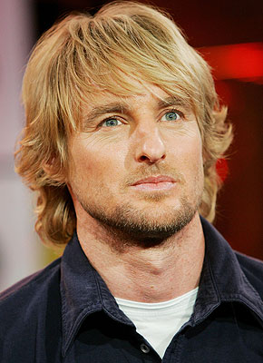 Owen Wilson earned a  million dollar salary, leaving the net worth at 40 million in 2017