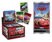 Cars2 cards L