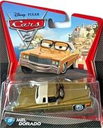 Mel dorado cars 2 single