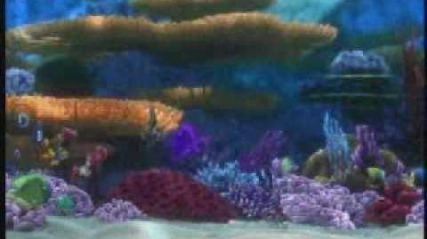 Finding Nemo - DVD Easter Eggs