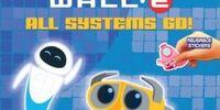 WALL•E Activity Books