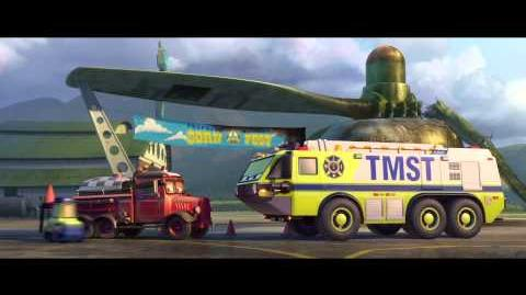 Meet the team Mayday! Planes Fire & Rescue on Blu-ray ™ & Digital HD Nov 4.