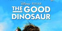 The Good Dinosaur Home Video