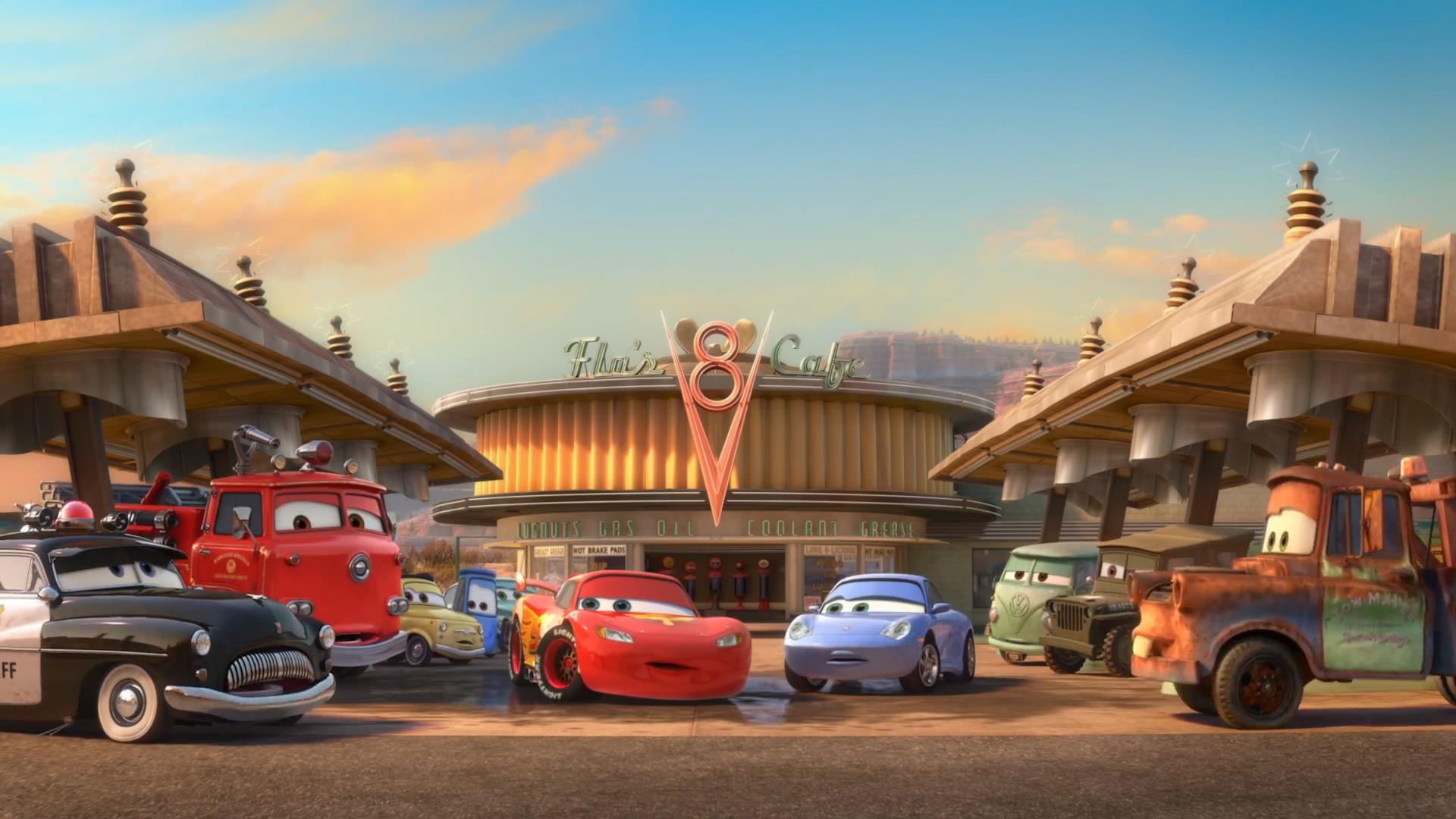 DisneyPixar Cars on Steam