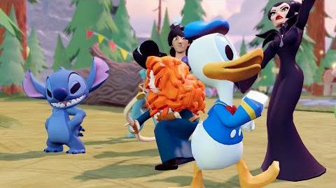 Toy Box Trailer - Disney Infinity (2