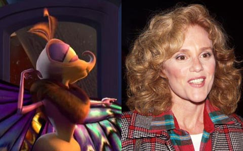 Madeline Kahn Pixar Wiki Fandom Powered By Wikia