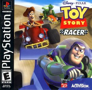Toy Story Racer ntsc-front